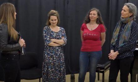 """Już dziś spektakl literacko – muzyczny """"Zofie – Zofii – muzyczny podarunek"""""""