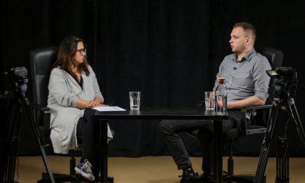 Poranne sąsiedzkie spotkania zkulturą. Edukacja filmowa  – Marek Łużyński