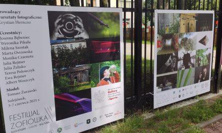 Wystawa outdoorowa